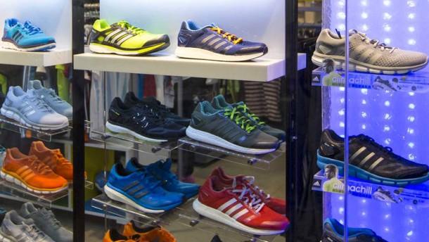 Adidas erzielt Rekordumsatz in China
