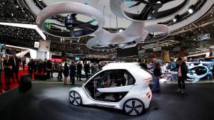 Volkswagen will Autos in die Luft bringen