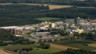 DuPont-Werk in Hamm