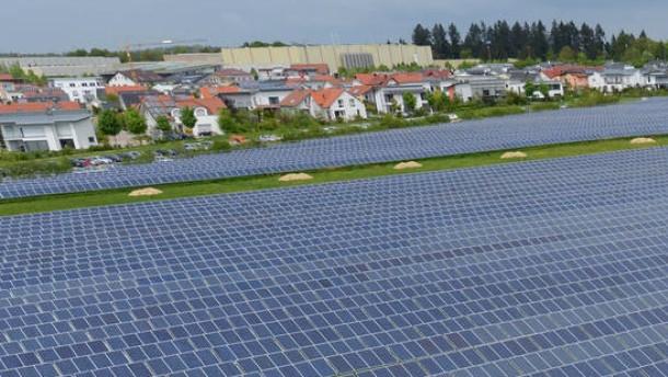 Jede dritte Stelle in der Solarindustrie ist weg