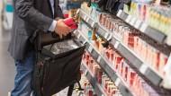 Ladendiebe können oftmals auch nicht durch Sicherungsetiketten auf den Produkten gestoppt werden.