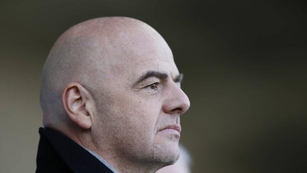 KPMG legt Fifa-Mandat nieder