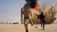 Star Wars beschert Disney einen Rekordgewinn
