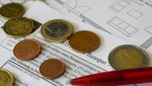 Bausparkassen müssen Garantien einschränken