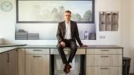 Andreas Hettich, geschäftsführender Gesellschafter des Möbelbeschlagherstellers Hettich