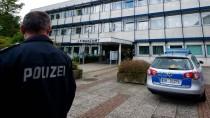 Ort des mutmaßlichen Mordes: das Finanzamt in Rendsburg
