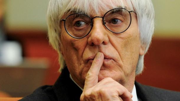 Bayern LB fordert offenbar 400 Millionen Dollar von Ecclestone