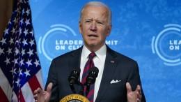 Biden ruft Weltgemeinschaft zu ehrgeizigeren Klimazielen auf