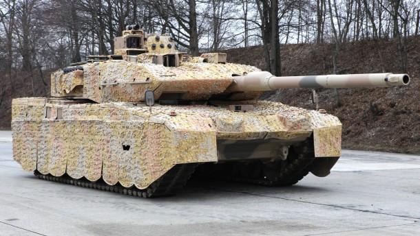 Qatar will angeblich bis zu 200 Leopard-Panzer kaufen