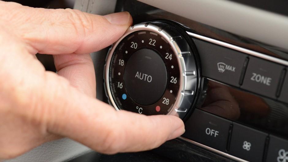 Darum gings: Klimaanlage von Daimler.