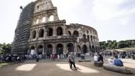 Alexis Tsipras wirbelt in Italiens Politik