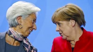 Merkel lehnt Schuldenschnitt für Griechenland weiter ab