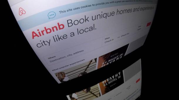 Warum sich die EU-Kommission nun Airbnb vorknöpft