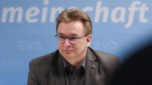EVG-Chef Westphal legt überraschend Amt nieder