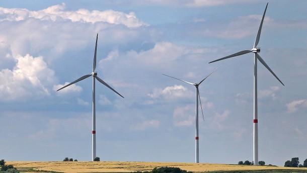 Weniger Subventionen für Windstrom vom Land