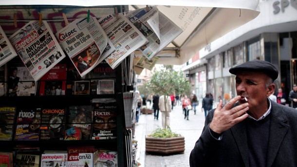 Euro-Zone für größeren Hellas-Schuldenrückkauf?