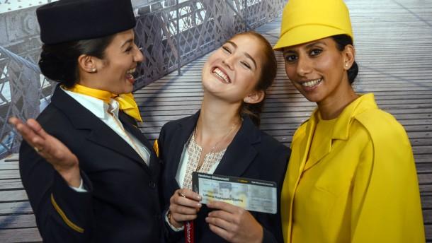 Lufthansas next Topmodel