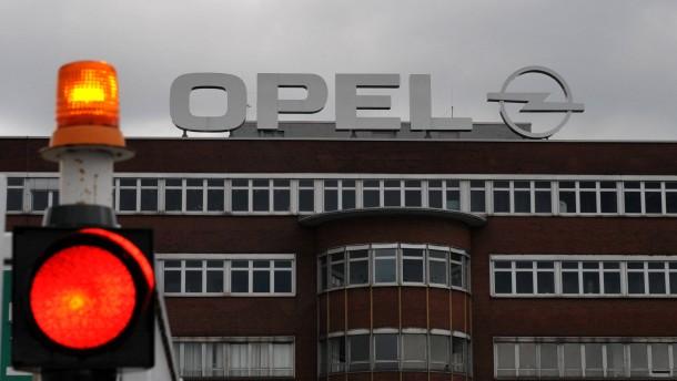 Opel wird zum Wahlkampfthema