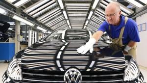 VW baut den neuen Golf bald auch in Mexiko