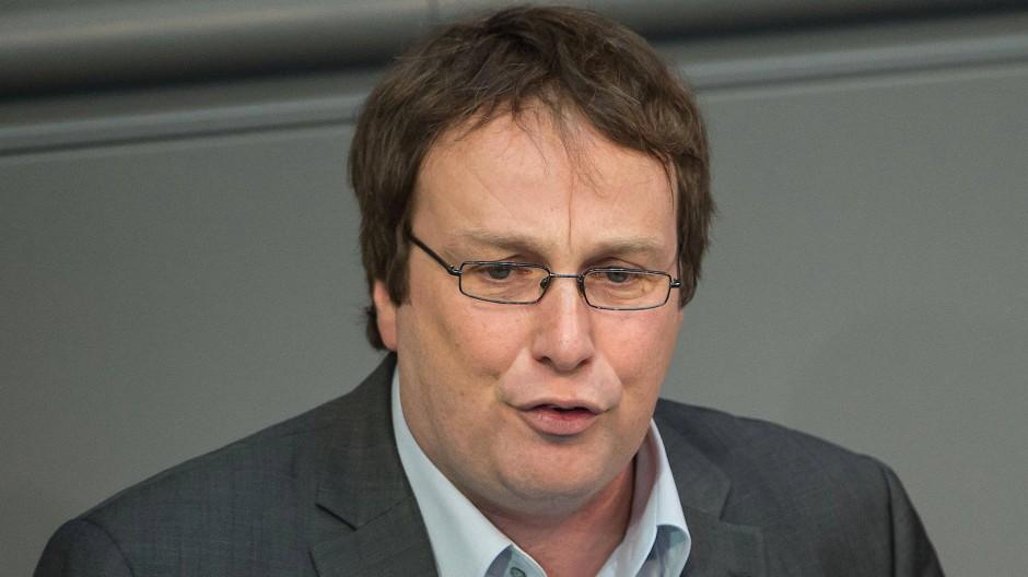 Oliver Krischer verhandelt für die Grünen die neue Regierungskoalition mit aus.