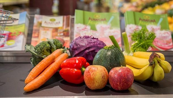 So viel geben Verbraucher für Bio-Produkte aus