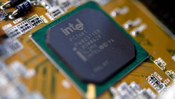 Baut Intel eine Riesen-Chipfabrik in Deutschland?