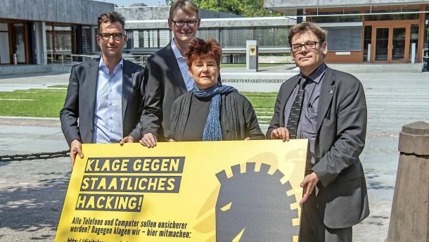 """""""Staatstrojaner"""" soll vors Bundesverfassungsgericht"""