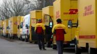 DHL-Kundendaten für jeden einsehbar