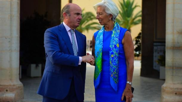 EZB: Zinstief als Risiko für Finanzstabilität