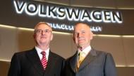 Aufsichtsrats-Präsidium von Volkswagen tagt noch heute