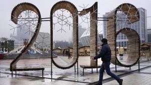 44 Prozent Inflation in der Ukraine