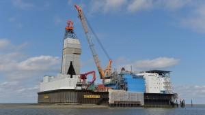 Wintershall kauft norwegisches Ölfeld