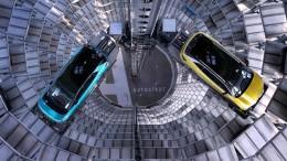 VW will mindestens ein Elektromodell im Jahr auf den Markt bringen