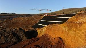 Unternehmen stoppt Investitionen in griechische Goldminen