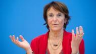 Maria Krautzberger ist die Präsidentin des Umweltbundesamtes.