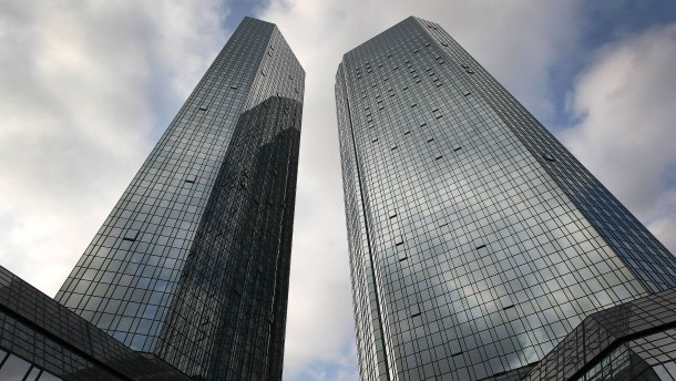 Börsenaufsicht ermittelt gegen Deutsche Bank