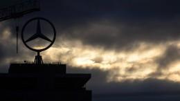 Nächster Tiefschlag für Daimler