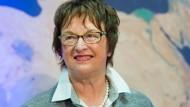 Die neue im Wirtschaftsressort: Sigmar Gabriels Nachfolgerin Brigitte Zypries