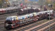 Kommt ein Nachtfahrverbot für laute Güterwaggons?