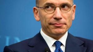 Italien will Geld von den Partnern