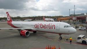 Steigen die Chinesen auch bei Air Berlin ein?
