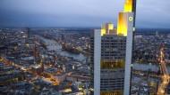 Zum ersten Mal seit 2007 zahlt die Commerzbank wieder eine Dividende.