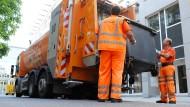 Dürfen Müllwagen bald nicht mehr rückwärts fahren?