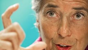 Lagarde vergibt Vize-Posten erstmals an Chinesen