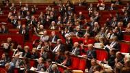 Arbeitsmarktreform am Parlament vorbei