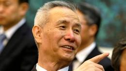 Wird er Chinas neuer Notenbank-Chef?
