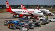 Ryanair gegen Air-Berlin-Übernahme durch Lufthansa