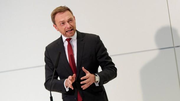 """Lindner: """"Schlag gegen Freiheit und Eigentum"""""""