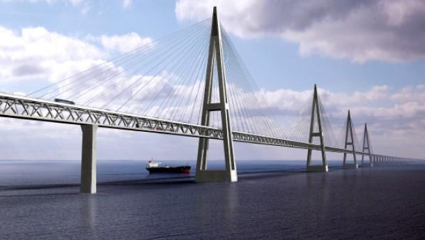 Die Brücke am Belt