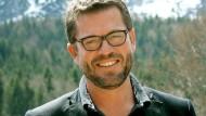 Macht schon wieder Schlagzeilen: Karl-Theodor zu Guttenberg